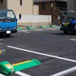 新しい駐車場ができるみたい。料金はいくら?