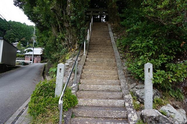 見山の郷の神社DSC01442