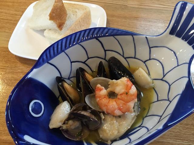 HELIX魚介料理IMG_6392