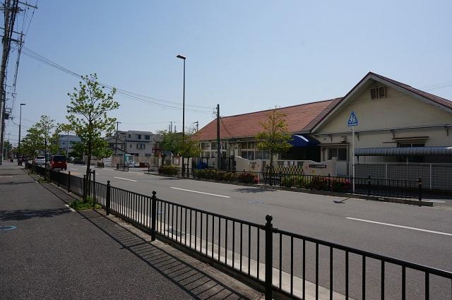 太田幼稚園を北側からDSC05808