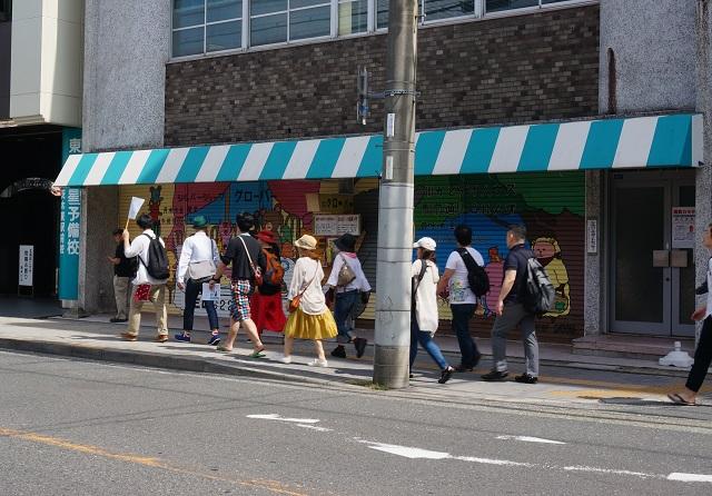 アートツアー中央通りDSC06917