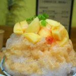 ふわふわのかき氷を阪急本通商店街「らんらん」で。限定の氷メニューは感動モノ!