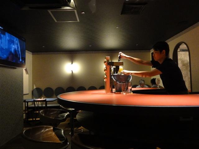 3セルべセリアハポロコ店内ビールサーバ