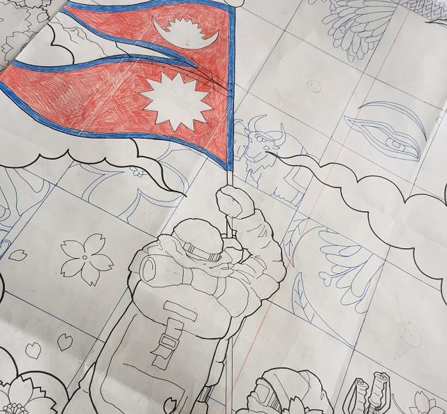KIMONOプロジェクトデザイン画IMG_7637