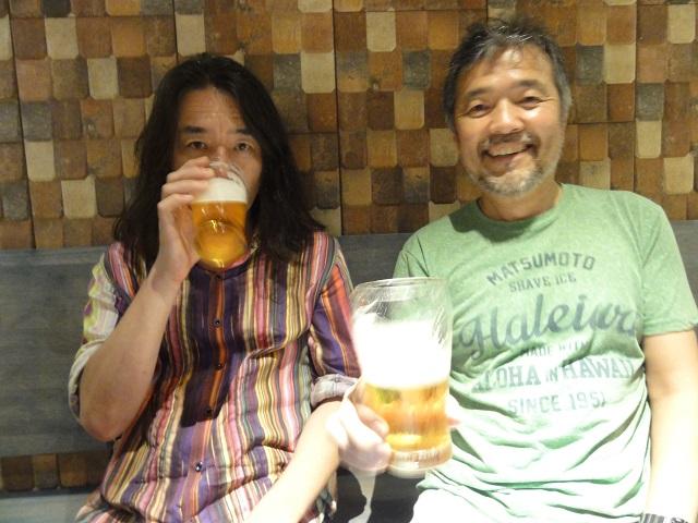 7セルべセリアハポロコで橋本さんと下坂さん