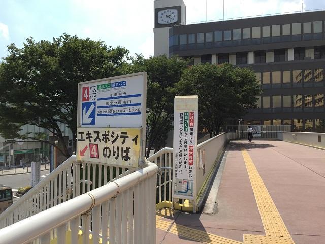 4番バス乗り場IMG_8401