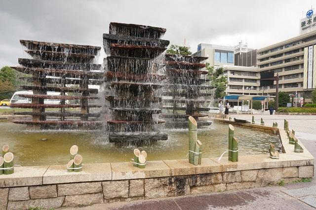 Ibarakiワンダフルタイム噴水そばDSC08880