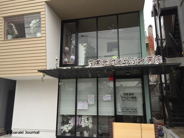 茨木元町どうぶつ病院外観IMG_0304