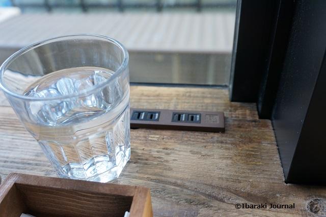 Jun&Pepper'sカフェに電源ある