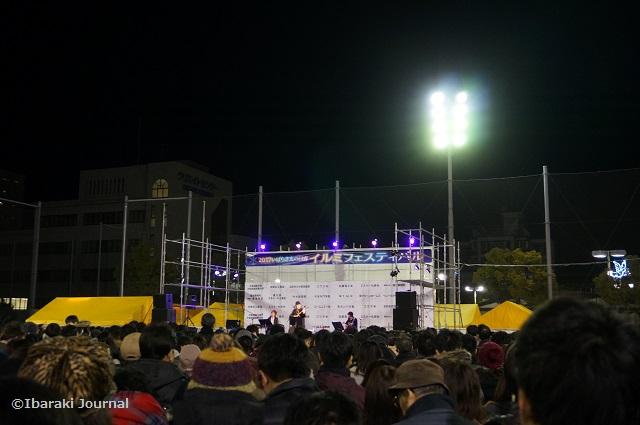 2017光の回廊で堂珍さんステージDSC00108