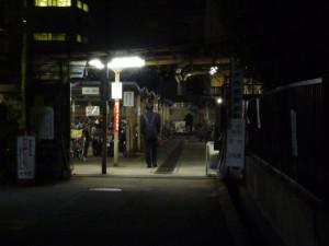 西駅前駐輪場