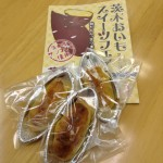 茨木市蔦屋のスイートポテト