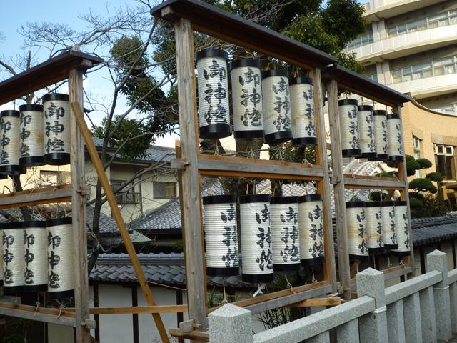 茨木神社31日右側