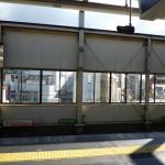阪急高槻市駅の風景3