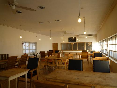 tsumikiカフェ2F