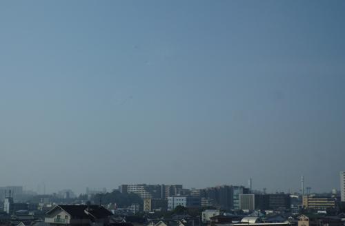茨木市の空2月26日