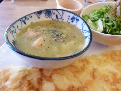 カフェレカのスープ