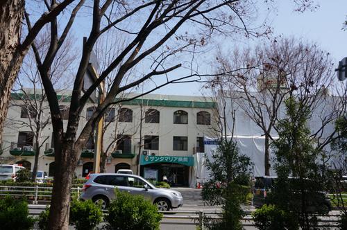 サンタマリア病院改装