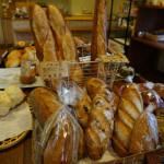 パンドゥジュジュのパンのアップ