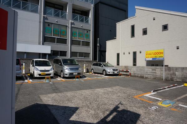 阪急茨木市・タイムズ第3