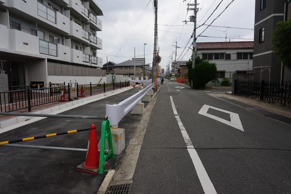 西中条奈良線整備区間