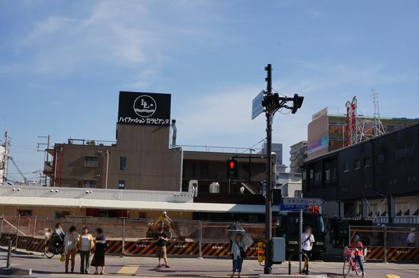 JR西側ビル工事1田畑ビル