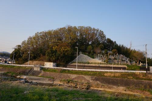 茨木川と糠塚