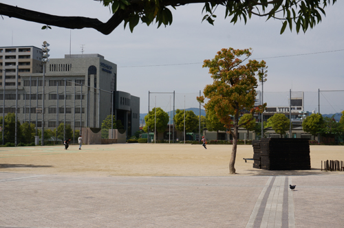 茨木中央公園北グラウンド