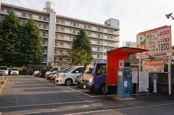 東洋カーマックス茨木西駅前駐車場