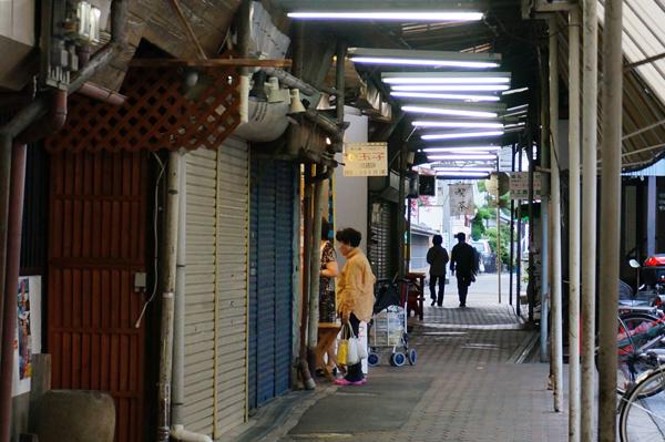 中央銀座商店街2