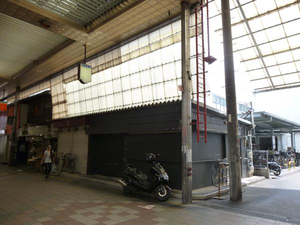 阪急本通商店街「からあげ縁」閉店