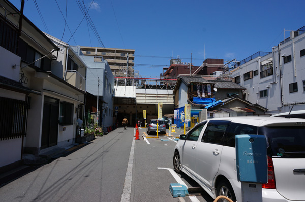 kk中央通りから商店街への道2
