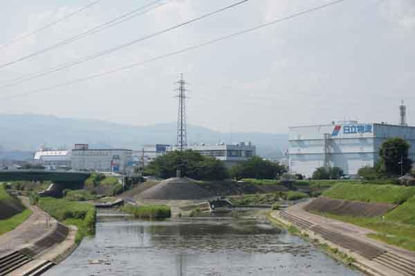 kk安威川と茨木川2