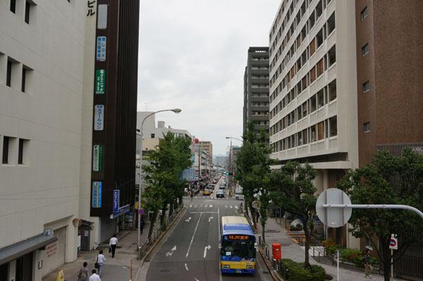 JR茨木から北