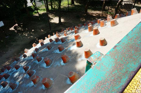 西河原公園滑り台上から左DSC05612