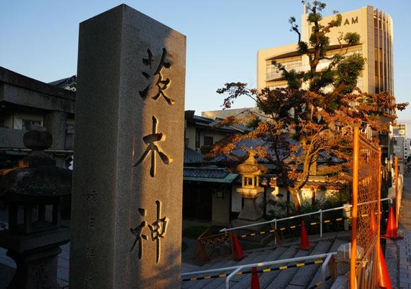 茨木神社y横からDSC06089