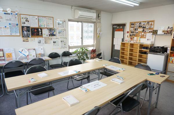 楽読の教室内DSC06598