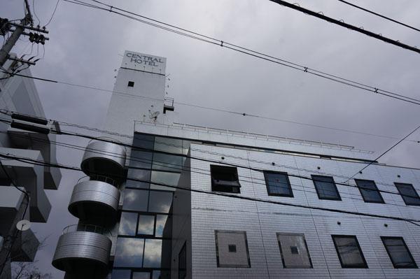 茨木セントラルホテル外観