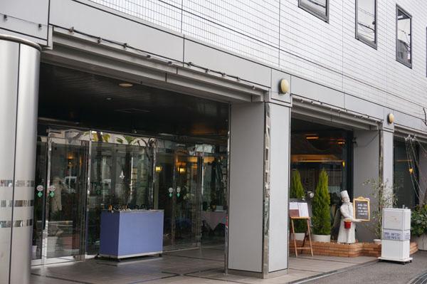 茨木セントラルホテル食事