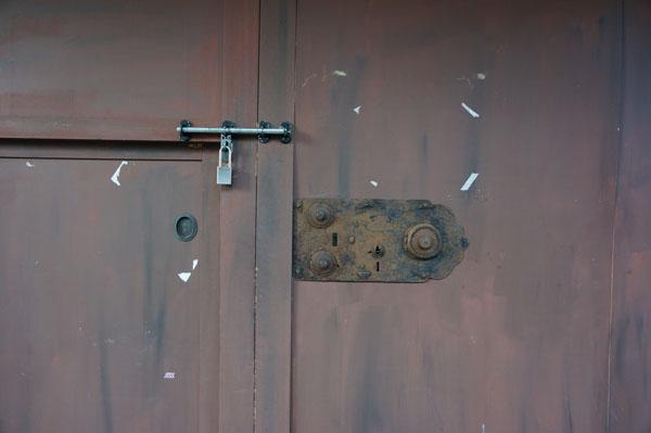 茨木湯の門のカギDSC08383