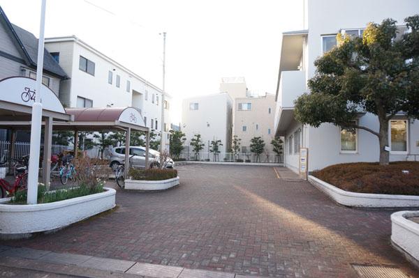 茨木大池コミュニティセンター駐輪場