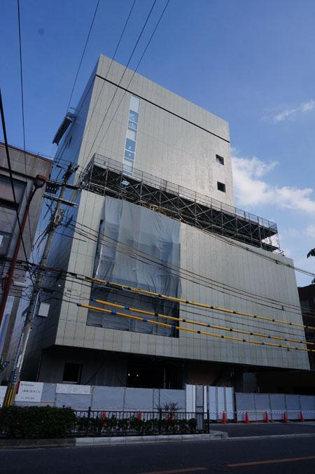 阪急茨木市そば茨木ビル工事3月