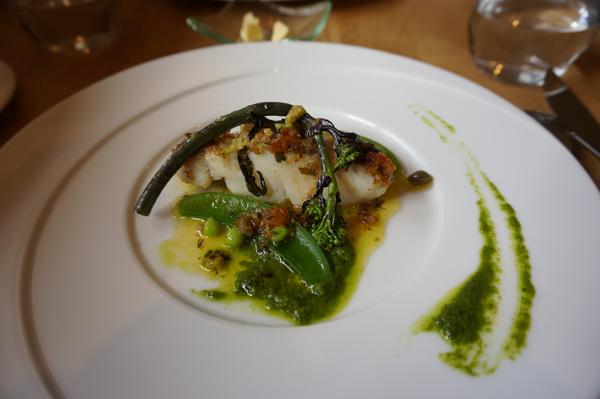 ラ・ロジエ魚料理