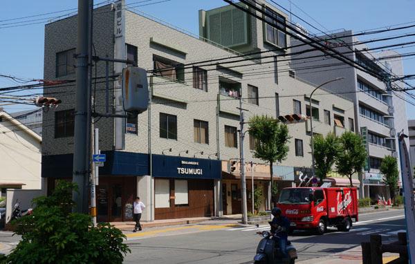デイリーヤマザキ宮元町そばのパン屋TSUMUGI