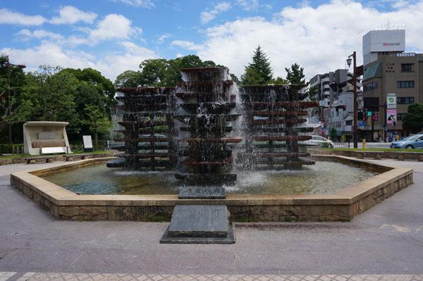 茨木中央公園噴水