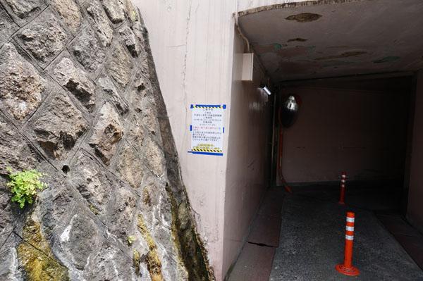 JR茨木大阪寄り高架で工事が始まるお知らせ