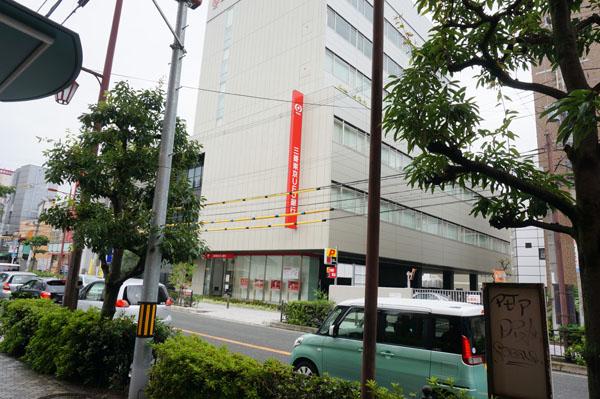 7月18日の三菱UFJ銀行