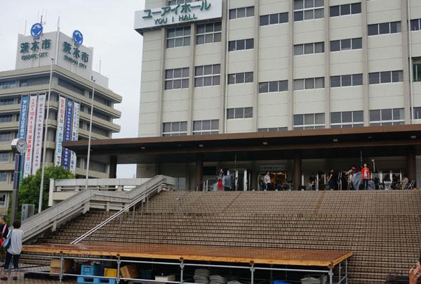 市民会館大階段DSC03507