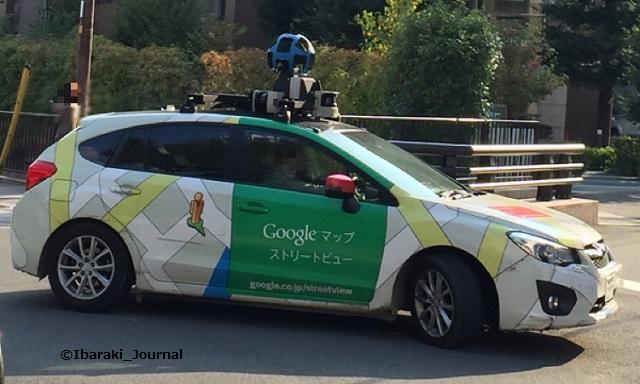 グーグルマップの車20151031