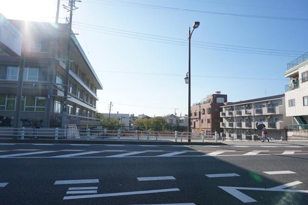 茨木商工会議所跡の更地